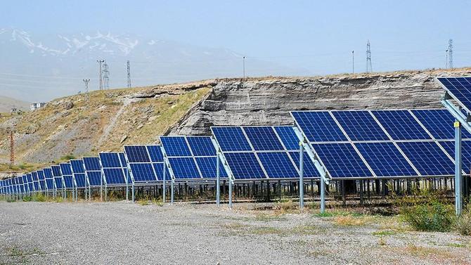 Elektriği 'Güneş Tarlası'nda üretilecek