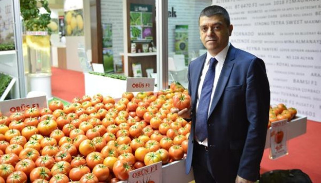 Türkiye'nin en büyük tarım fuarı başladı