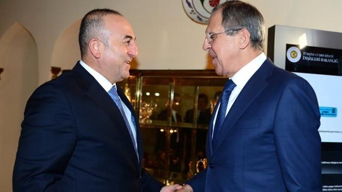 Çavuşoğlu, Rus mevkidaşıyla görüşecek