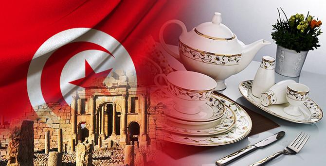 Tunus, porselen yemek takımları ithal etmek istiyor