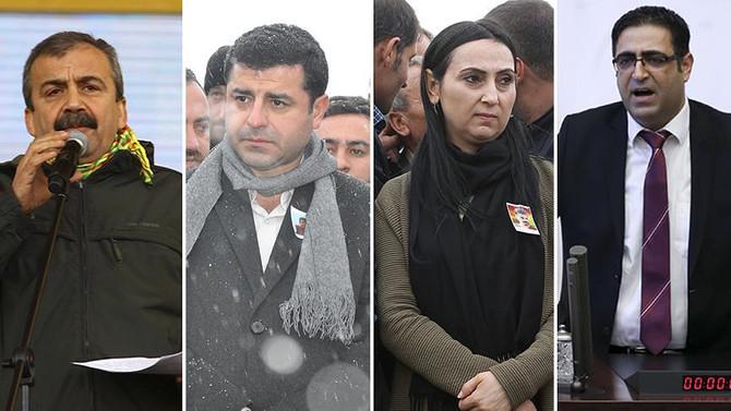 Dünya basınına 6 dilde 'HDP' açıklaması