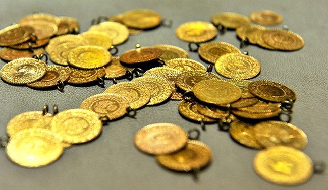 Gram altın 130 liranın üzerinde
