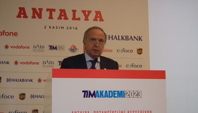'Antalya'nın hedef pazarı Almanya olmalı'
