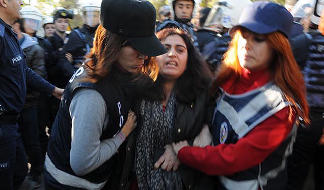 Sebahat Tuncel, gözaltına alındı