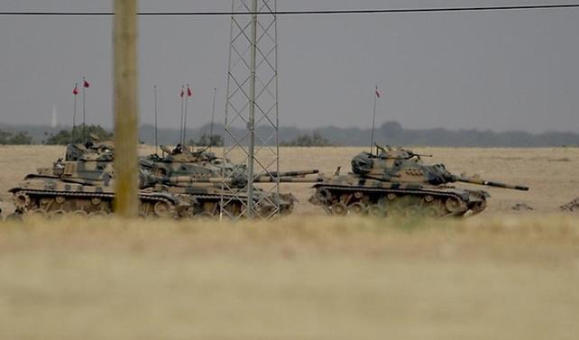DEAŞ'tan roketli saldırı: 3 asker yaralandı
