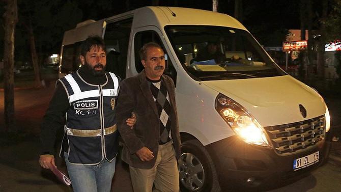 Adana'da HDP İl Başkanı gözaltına alındı