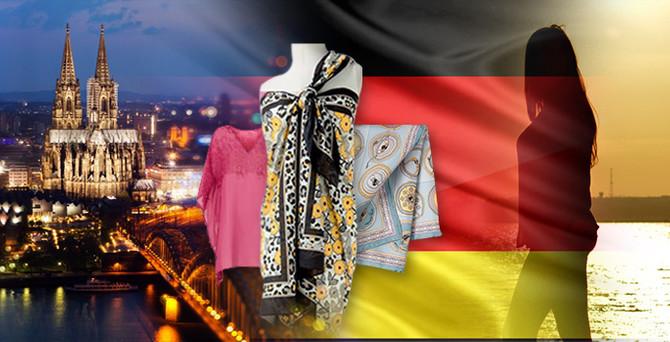 Alman firma pareo, eşarp, sarong ithalatı yapacak