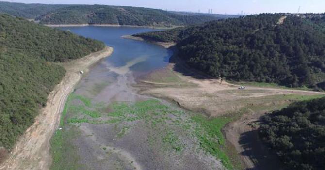 İstanbul'un 3 aylık suyu kaldı