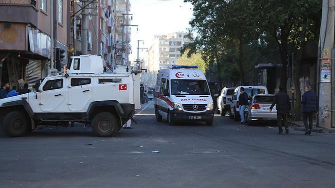 Diyarbakır'da şehit sayısı 11'e yükseldi