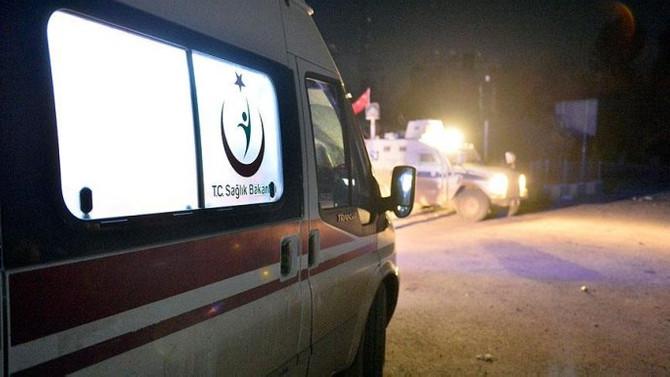 Şırnak Belediyesi'nde patlama