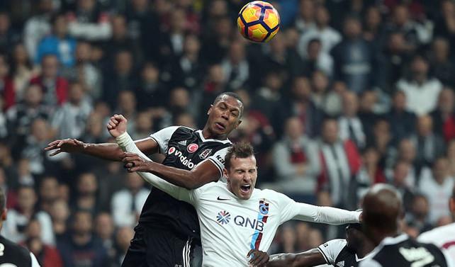 Arena'da gülen taraf Beşiktaş oldu