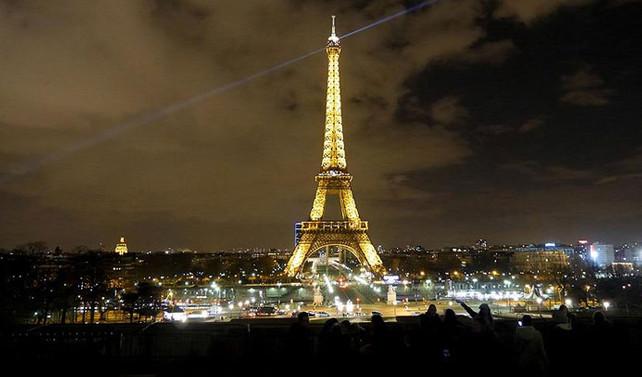 Paris'te terör, turizmi de vurdu