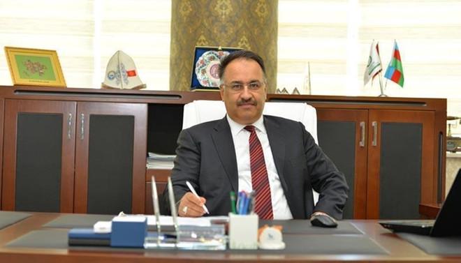 Iğdır Üniversitesi Rektörü tutuklandı