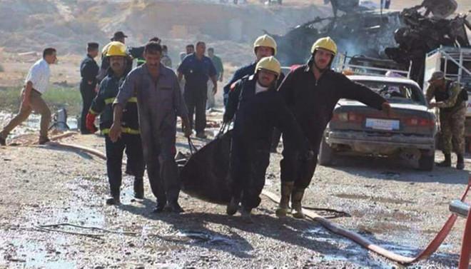 Irak'ta iki noktada intihar saldırısı