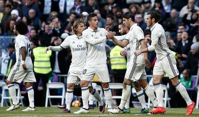 Real Madrid liderliğini korudu