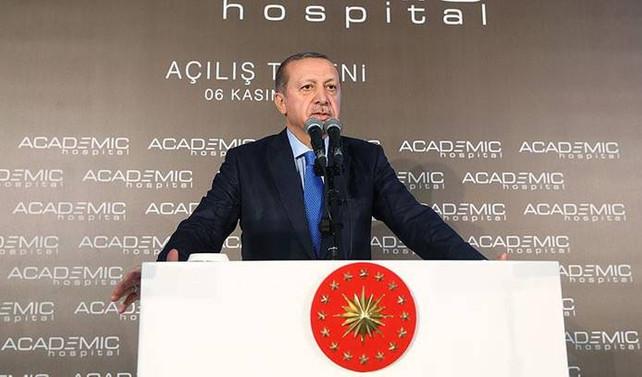 'Türkiye şifa merkezi olacaktır'