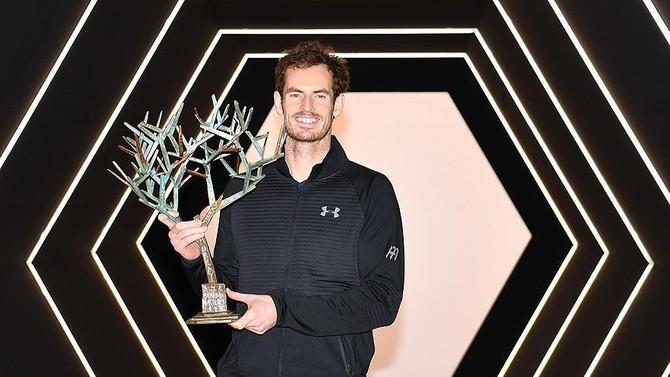 Teniste 2016 Murray'nin yılı oldu