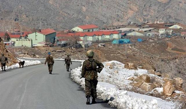 Çukurca'daki sokağa çıkma yasağı kaldırıldı