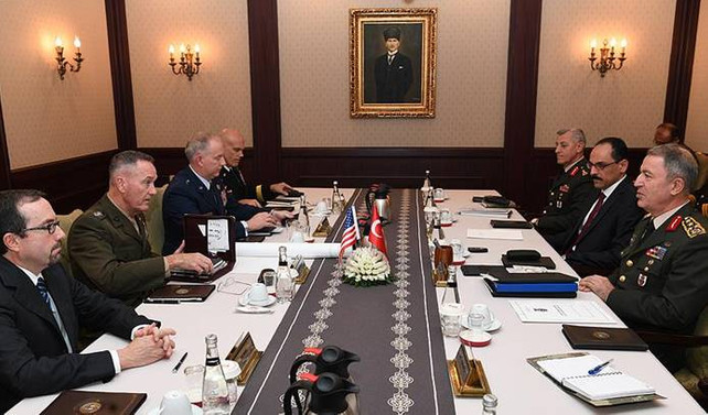 TSK'dan 'ABD'li subay' iddialarına açıklama
