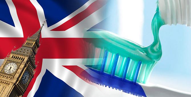 İngiltere, Türkiye'de diş macunu ürettirmek istiyor