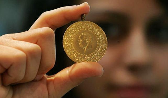 Altın, 10 ayın en düşüğünde