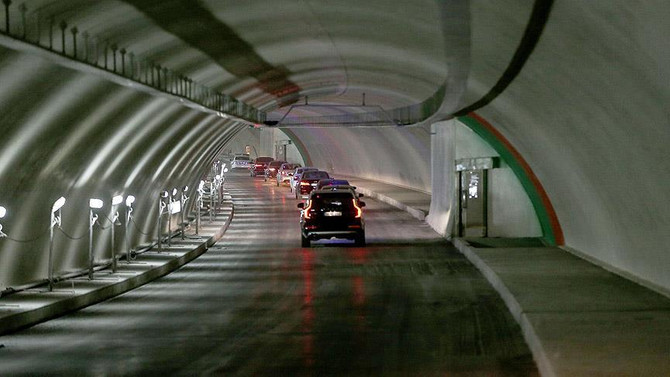 Avrasya Tüneli'nin ismini halk belirleyecek