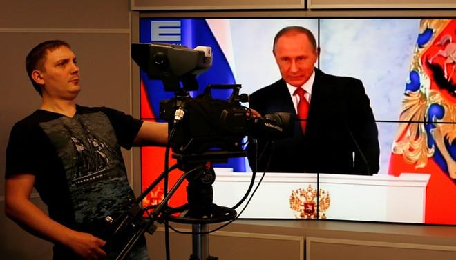 Putin'den batıya 'uzlaşı' mesajı