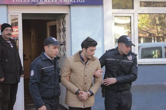 Sanatçı Erdal Tosun'a çarpan sürücü tutuklandı