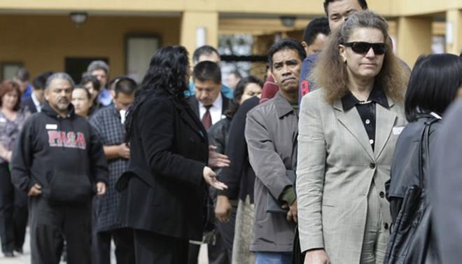 ABD'de işsizlik başvuruları beklenmedik şekilde arttı