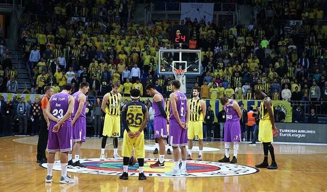 Fenerbahçe'den Real Madrid'e yine geçit yok