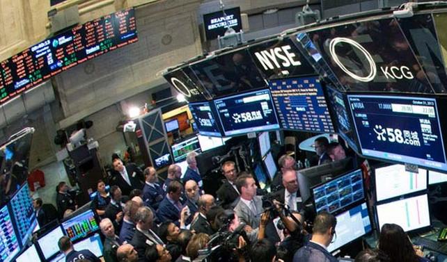 New York Borsası rekor yükselişle kapandı