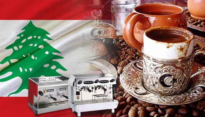 Lübnanlılar Türk kahvesi için makine istiyor
