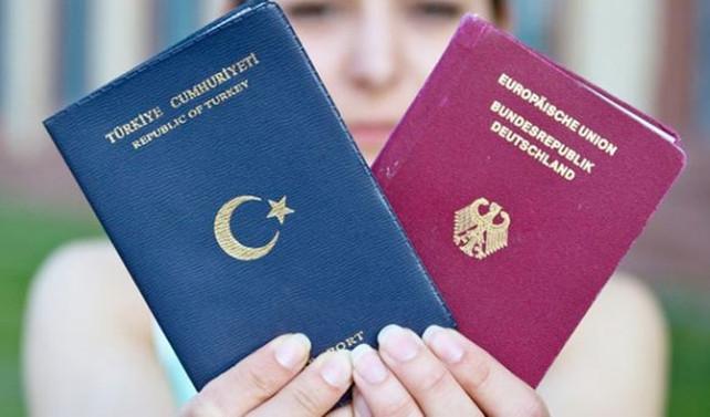 Almanya'nın 'çifte vatandaşlık' kararına TBMM'den tepki