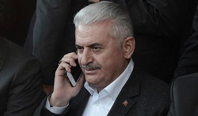 Yıldırım, Irak Başbakanı İbadi ile görüştü