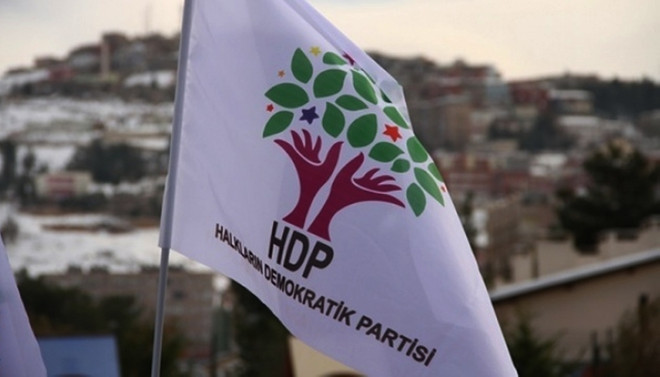 HDP'den saldırı açıklaması