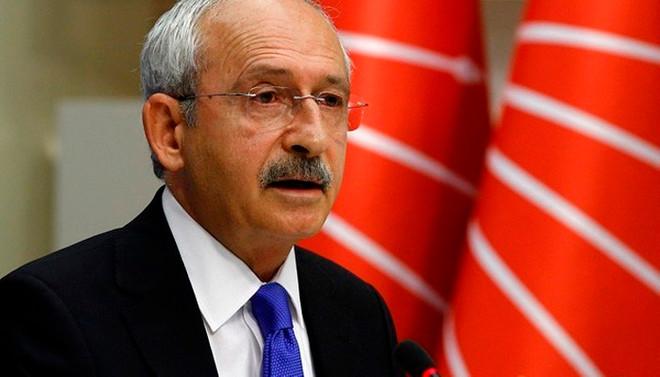 Kılıçdaroğlu: Terörle mücadele politikasına ihtiyaç var