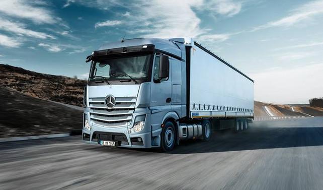 Aksaray, Mercedes kamyonların küresel test merkezi oluyor