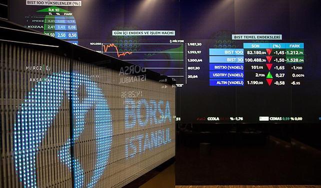 Borsa güne yüzde 0,38 yükselişle başladı
