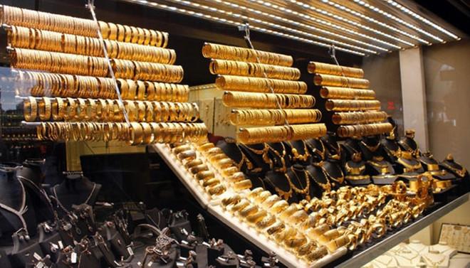 Kapalıçarşı'da altın talebi önemli miktarda arttı