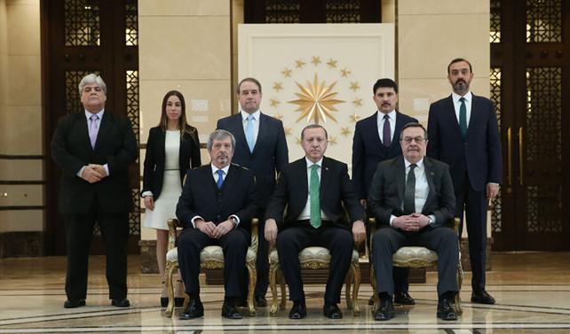 Arjantin'den Erdoğan'a güven mektubu
