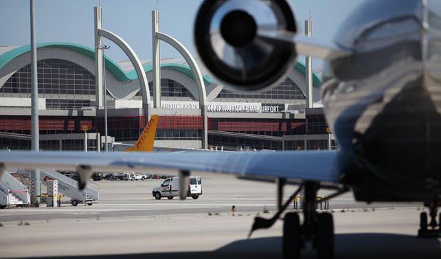Sabiha Gökçen Havalimanı'nda seferlere kısıtlama