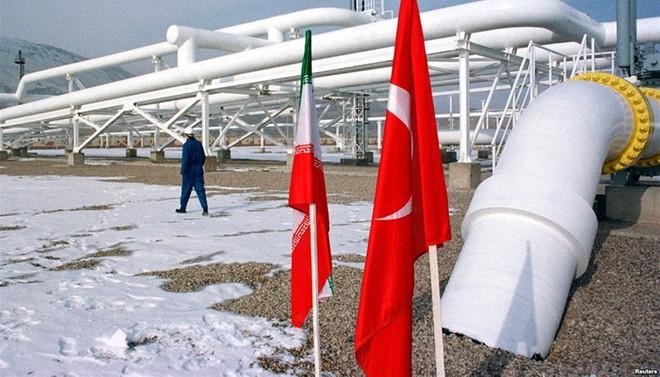 İran, doğalgaz vanalarını kıstı