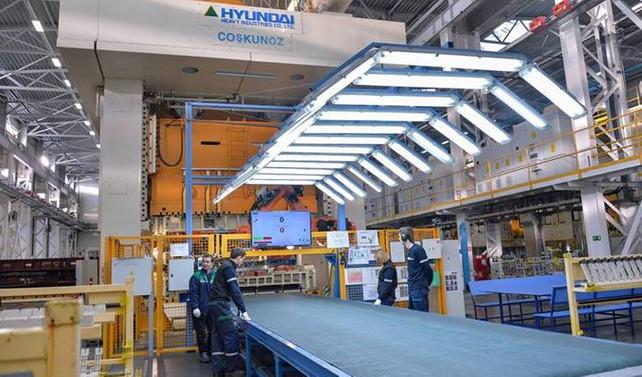 Coşkunöz Holding'den Rusya'ya ikinci yatırım