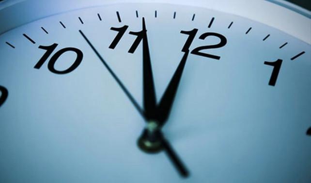 Bakan'dan yaz saati açıklaması