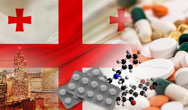 Gürcistanlı firma ilaç için etkin madde istiyor