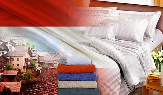 Avusturya Türkiye'den otel tekstili alacak