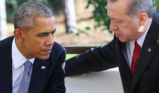Erdoğan ile Obama görüştü