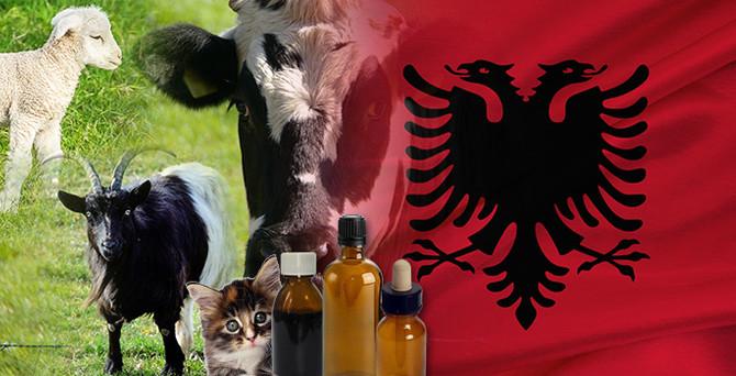 Arnavutluk veteriner ilaçlarında Türk malı tercih ediyor