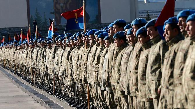 Uzman erbaşlar 'terörle mücadele kursu'nu tamamladı