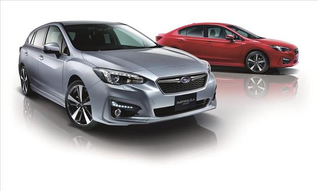 Yeni Subaru Impreza, Japonya'da 'Yılın Otomobili' seçildi